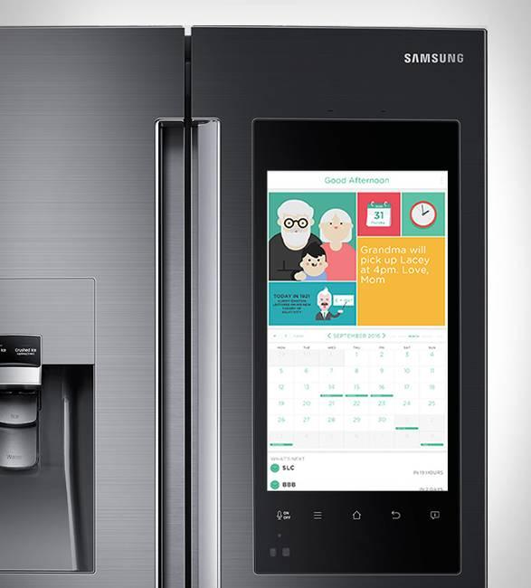 Refrigerador Family Hub Samsung - Imagem - 2