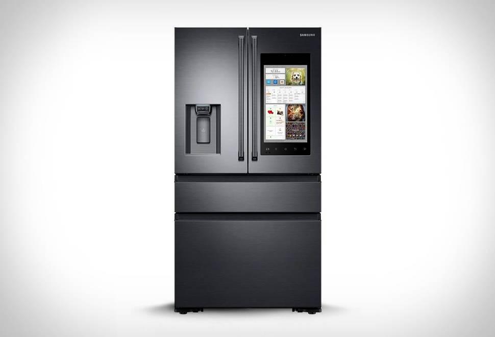 Refrigerador Family Hub Samsung