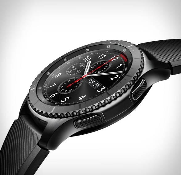 Relógio Gear S3 | Samsung - Imagem - 2