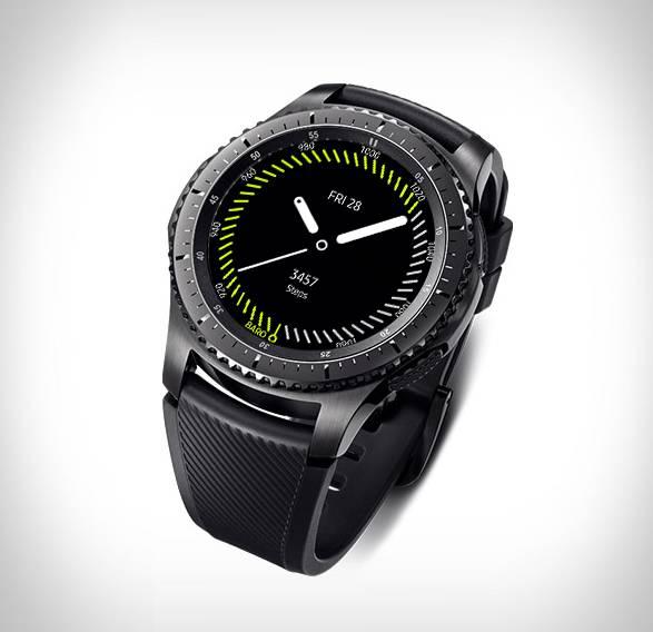 Relógio Gear S3 | Samsung - Imagem - 3