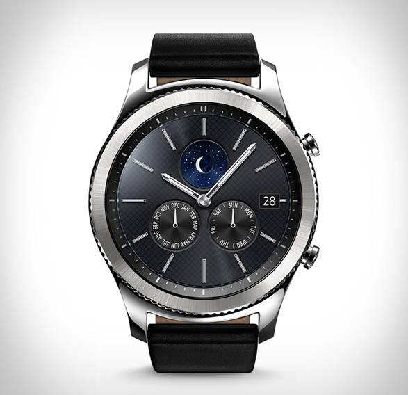 Relógio Gear S3 | Samsung - Imagem - 4