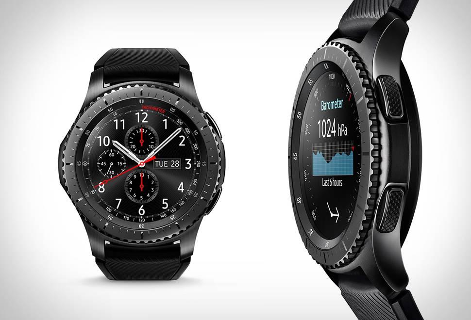 Relógio Gear S3 | Samsung