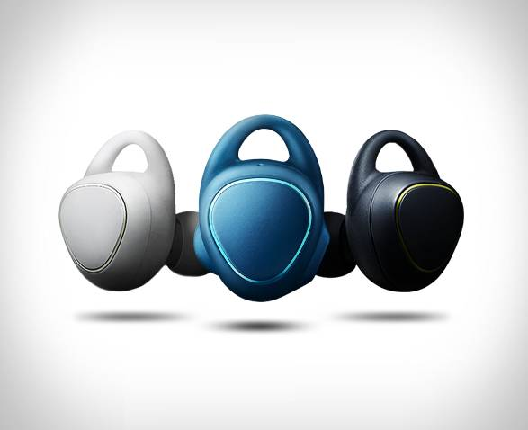 Fones de Ouvido Samsung IconX Sem Fio Fitness - Imagem - 5