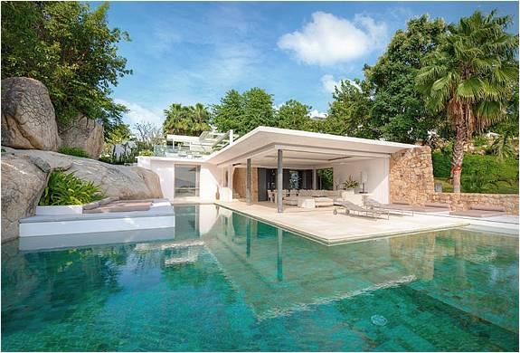 Imóveis Luxuosos Samujana - Ilha de Koh Samui na Tailândia - Imagem - 3