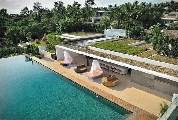 Imóveis Luxuosos Samujana - Ilha de Koh Samui na Tailândia - Imagem - 5