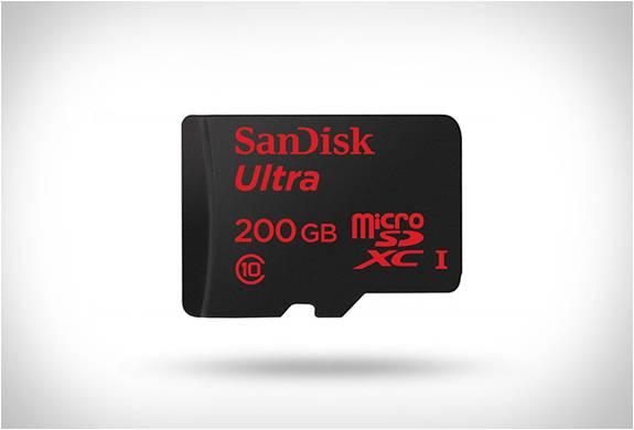 SANDISK 200GB MICROSD - Imagem - 2