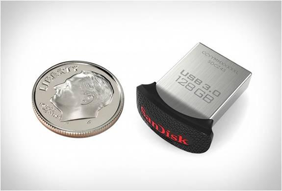 MICRO USB 3.0 SANDISK ULTRA FIT - Imagem - 2