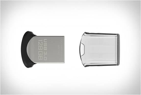 MICRO USB 3.0 SANDISK ULTRA FIT - Imagem - 3