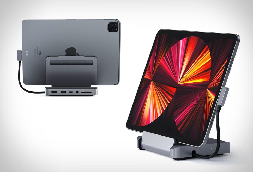 Satechi iPad Pro Hub - Imagem - 1