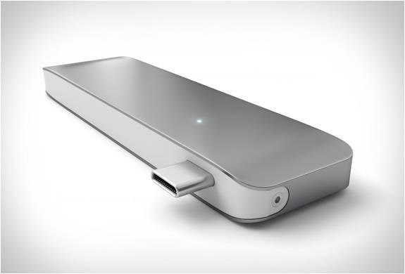 USB-C Adaptador Satechi | Satechi Type-c Usb Hub - Imagem - 2