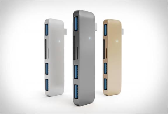 USB-C Adaptador Satechi | Satechi Type-c Usb Hub - Imagem - 5