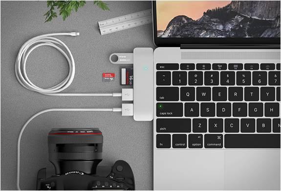 USB-C Adaptador Satechi | Satechi Type-c Usb Hub