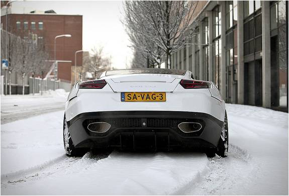 SAVAGE RIVALE ROADYACHT GTS - Imagem - 1