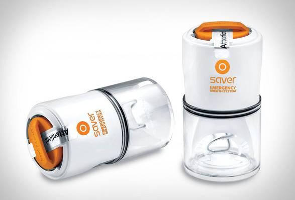 Sistema Respiratório de Emergência | Saver - Imagem - 4