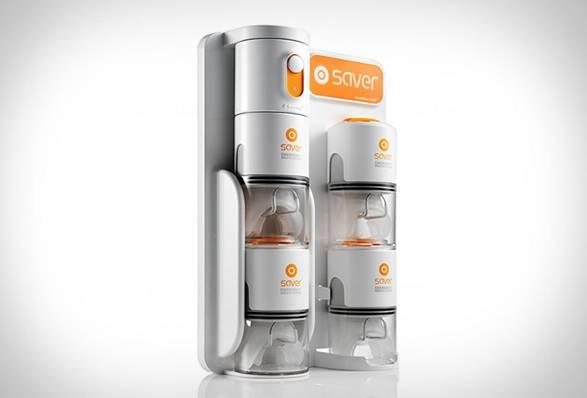 Sistema Respiratório de Emergência | Saver - Imagem - 5