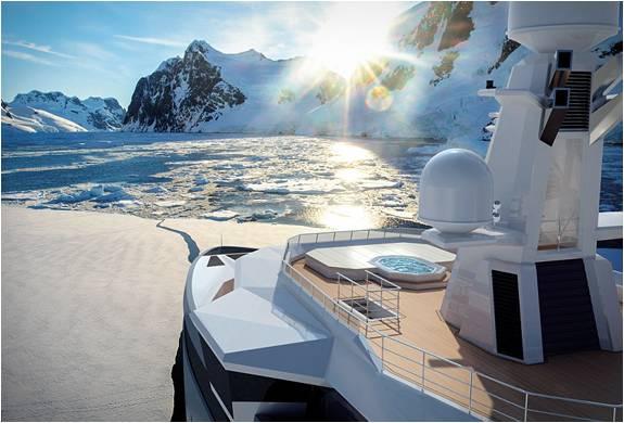 Iate Explorador - SeaXplorer - Navegar pelos Verdadeiros Destinos Intocados do Nosso Planeta - Imagem - 4