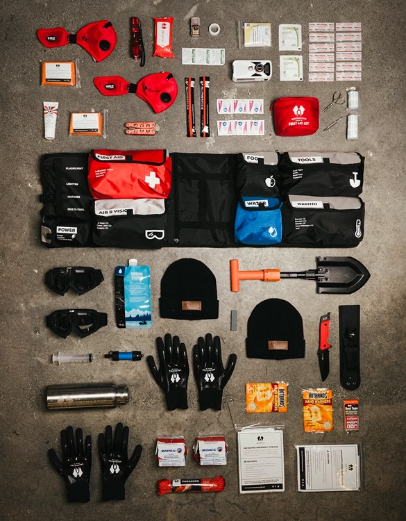 Kit de Sobrevivência - SEVENTY2 PRO SURVIVAL SYSTEM - Imagem - 5
