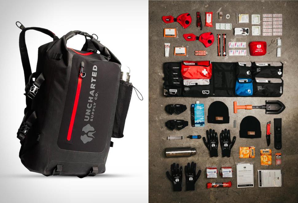 Kit de Sobrevivência - SEVENTY2 PRO SURVIVAL SYSTEM - Imagem - 1