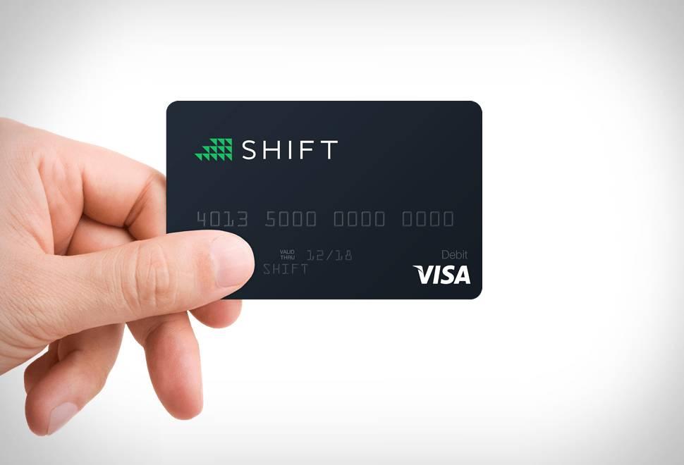 Cartão de Transferência de Débito | Bitcoin