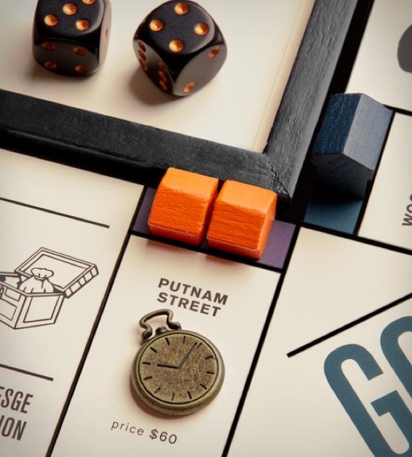 Jogos de Monopólio - SHINOLA MONOPOLY DETROIT EDITION - Imagem - 4