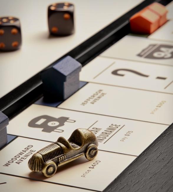 Jogos de Monopólio - SHINOLA MONOPOLY DETROIT EDITION - Imagem - 2