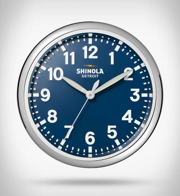 Relógio de Parede Shinola - Imagem - 2