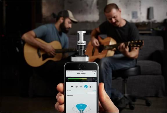 Microfones Digitais Motiv - Imagem - 5