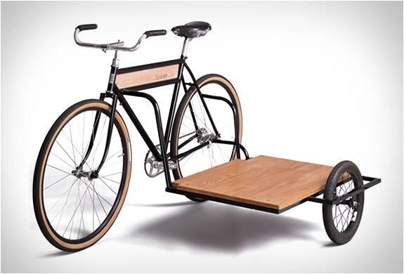 Sidecar para Bicicletas - Imagem - 1