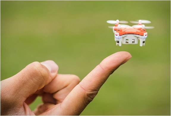 Drone Skeye Pico é o menor drone do mundo! - Imagem - 3