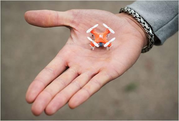 Drone Skeye Pico é o menor drone do mundo! - Imagem - 4