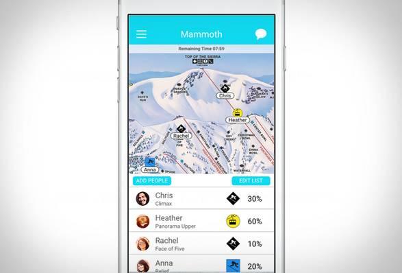 App SkiLynx para esqui - Imagem - 2