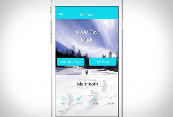 App SkiLynx para esqui - Imagem - 3