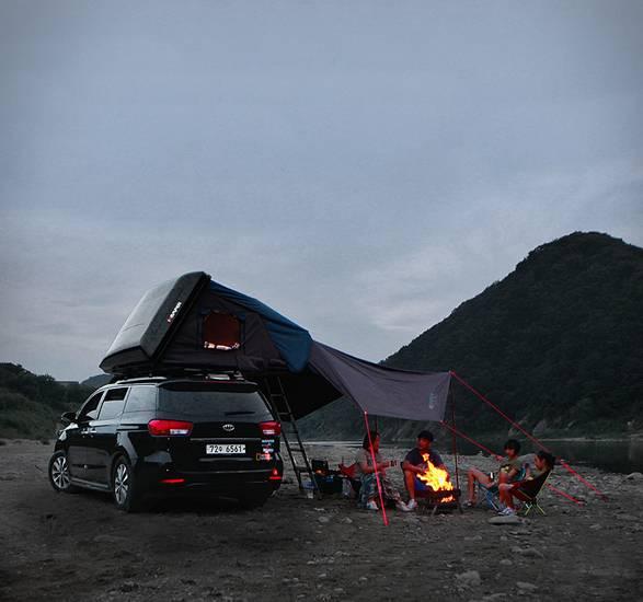 Barraca de Camping - Tenda Skycamp - Imagem - 2