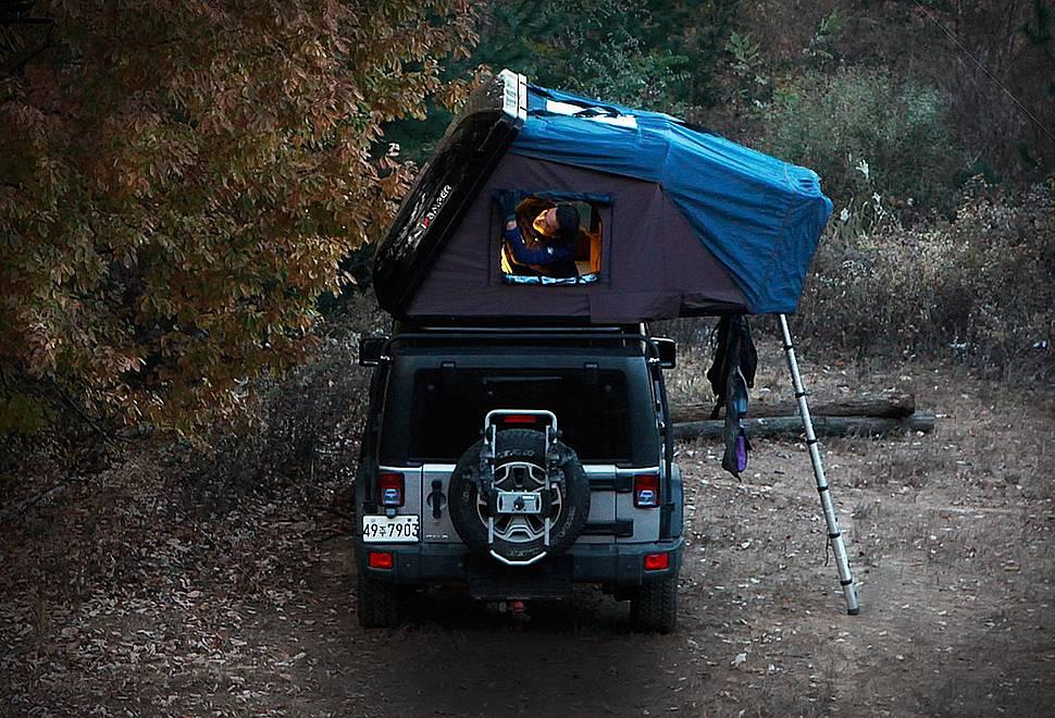 Barraca de Camping - Tenda Skycamp