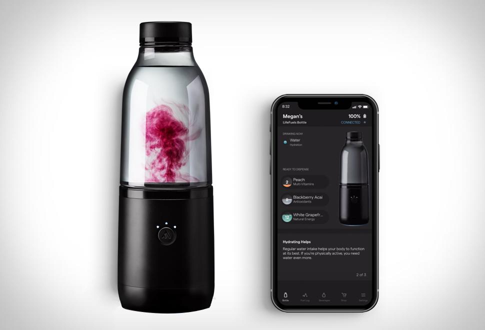 LifeFuels Smart Nutrition Bottle - Imagem - 1