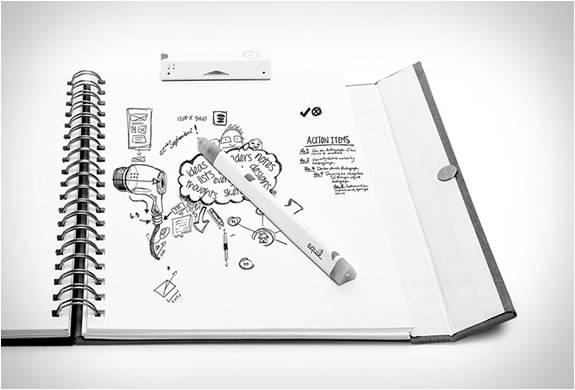 BLOCO DE DESENHO INTELIGENTE - SMARTPEN 2 - Imagem - 5