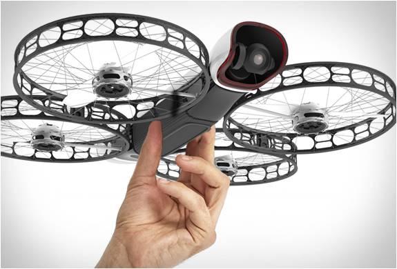 Drone com Câmera Voadora - Imagem - 4