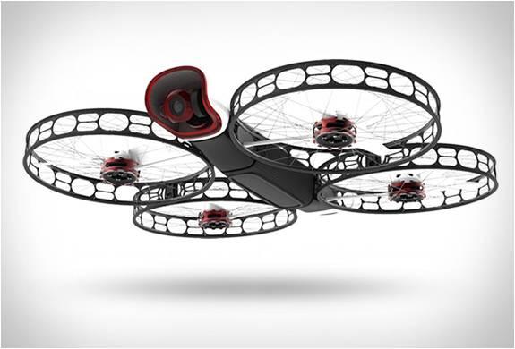 Drone com Câmera Voadora - Imagem - 5