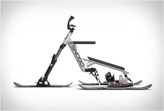 Snogo | Bicicleta para Esquiar - Imagem - 2