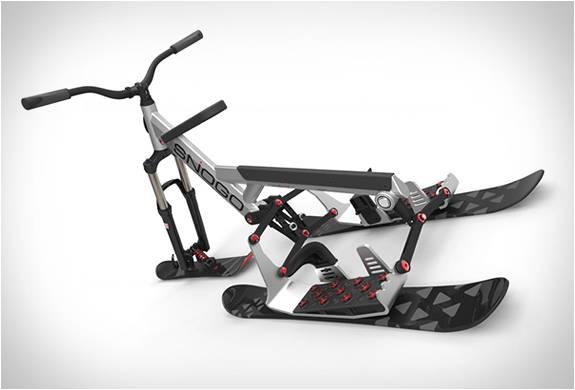 Snogo | Bicicleta para Esquiar - Imagem - 3