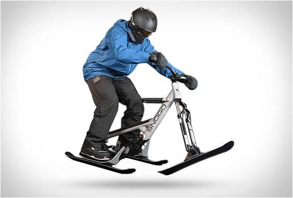 Snogo | Bicicleta para Esquiar - Imagem - 5