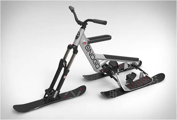 Snogo | Bicicleta para Esquiar