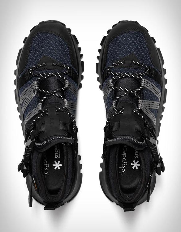 Botas Snow Peak x New Balance Sneaker Boot - Imagem - 2