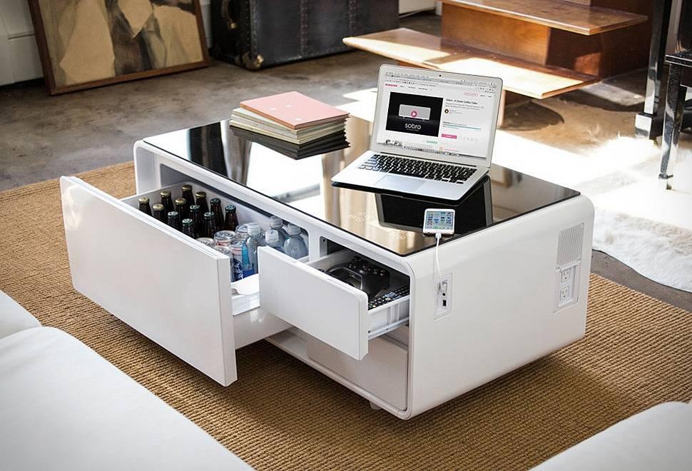 Mesa Inteligente Refrigerada | Sobro