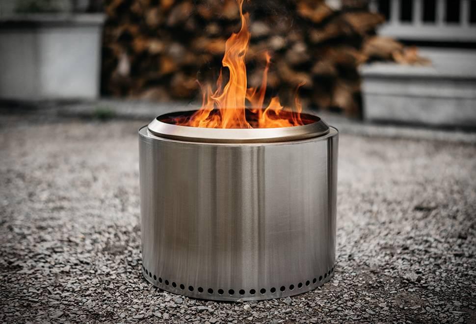 Fogão de Chão   Bonfire - Imagem - 1