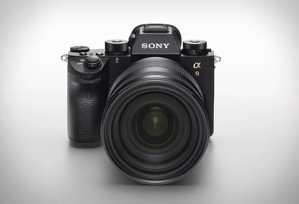 Câmera Fotográfica Sem Espelho A9 Sony - Imagem - 1