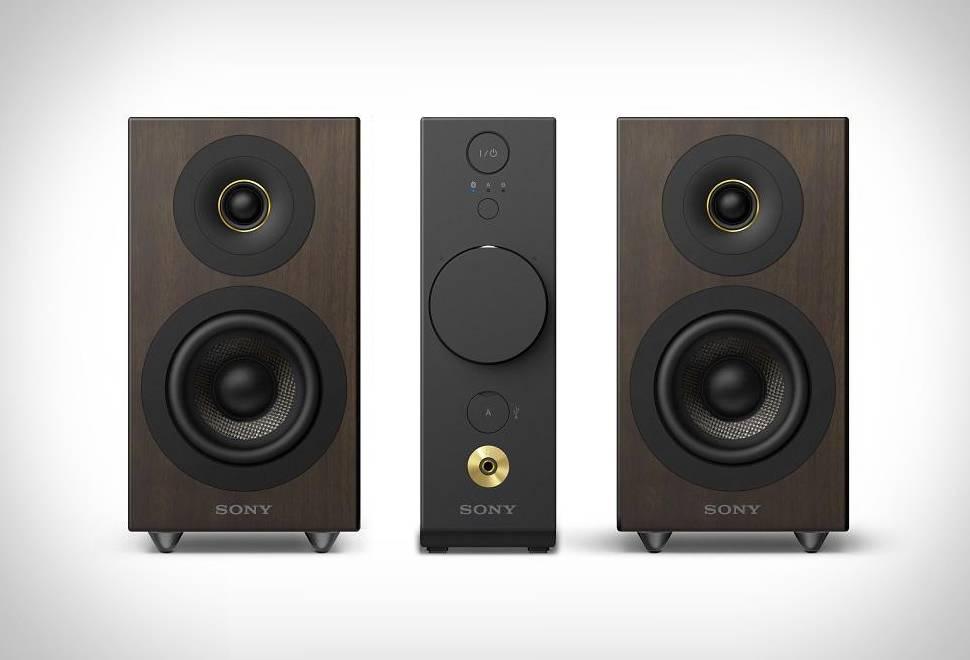Sistema de Áudio Sony CAS-1 - Imagem - 1
