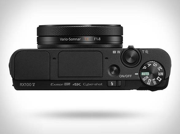 Câmera Sony RX100 V - Imagem - 3
