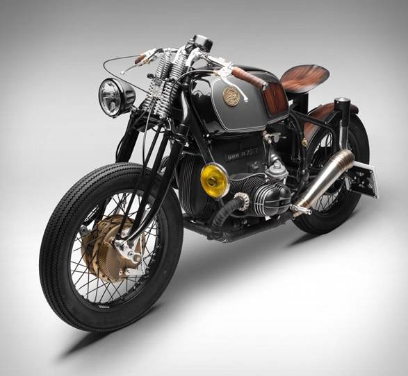 Moto BMW R75 / 5 | South Garage - Imagem - 3