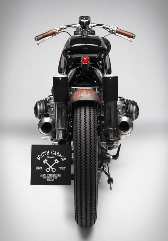 Moto BMW R75 / 5 | South Garage - Imagem - 5